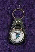 Moskitos Schlüsselanhänger mit Einkaufschip