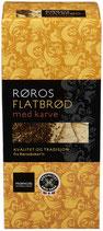 FLATBRØD MED KARVE 190G RORØS
