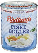 FISKEBOLLER I KRAFT 800G BJELLANDS
