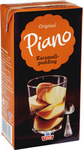 KARAMELLPUDDING 0,5L PIANO