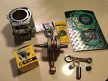Pack NS - 4 Moteur complet 620 / 625 / 640 LC4 / SX / SUPERMOTO / DUKE de 1994 à 2008