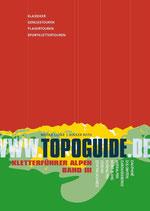 Kletterführer Alpen Band III
