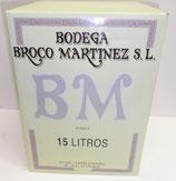 BAG IN BOX   (15 Litros)