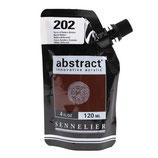 Sennelier Abstract 120ml - Burnt Umber 202