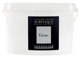 Sennelier Gesso - White - 5 Litre bucket