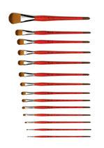 Raphaël Kaerell FIlbert Brush Series 8792