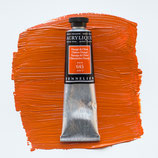 Sennelier Extra-Fine Artist Acrylique-60ml tube - Chinese Orange S3 [645]