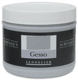 Sennelier Gesso - Light Grey - 500ml