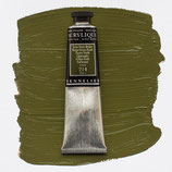 Sennelier Extra-Fine Artist Acrylique-60ml tube - Burnt Green Earth S1 [214]