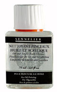 Sennelier Oil & Acrylic Brush Cleaner 75 ml