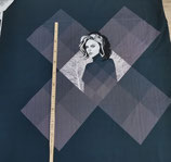 Square Dance Panel Frau a´ 80cm