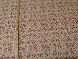 Blumen beere/ orange/ gelb