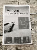 Farbenmix Amrum Wickelrock & Trägershirt
