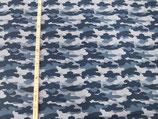 Stay healthy Camouflage blau