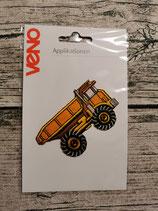 Applikation Baustellenfahrzeug