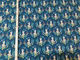 Forest Animals Hasen blau