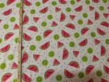 Kiwis und Melonen