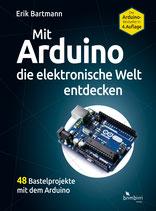 Mit Arduino die elektronische Welt entdecken (E-Book)