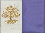 Lebensbaum Naturweiß + Flieder