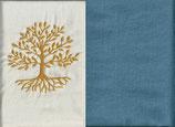 Lebensbaum Naturweiß + Schwedenblau