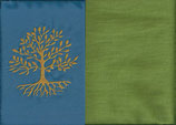 Lebensbaum Blau + Pistazie