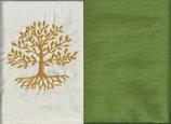 Lebensbaum Naturweiß + Pistazie