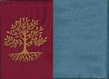 Lebensbaum  Rot + Schwedenblau