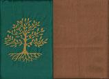 Lebensbaum Grün + Hellrost