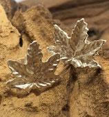 Blätter Ohrstecker