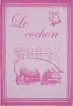 "Geschirrtuch ""Le Cochon PJ"""