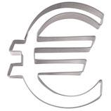 Ausstechform Eurozeichen