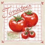 Ambiente Papierservietten Fresh Tomatoes