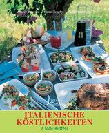 Baudone, Marco; Tengby, Tomas; Andersson, Stefan: Italienische Köstlichkeiten, 7 tolle Buffets