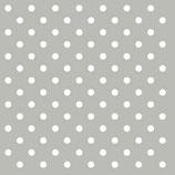 Ambiente Papierservietten Dots Grey