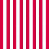 Ambiente Papierservietten Stripes Red