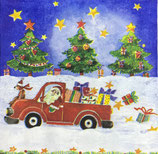 ppd Papierservietten Christmas Delivery