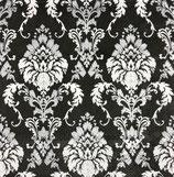 Ambiente Papierservietten New Fashion Black