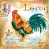 Ambiente Papierservietten Le Coq