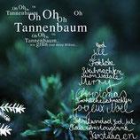 Räder Winterzeit Papierservietten Oh Tannenbaum