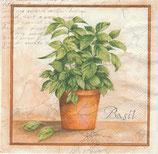 Ambiente Papierservietten Basil Cream