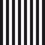 Ambiente Papierservietten Stripes Black