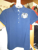 "Cavalier Polo Shirt ""Topper"", navy"
