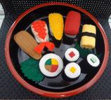 dînette de sushi (sans assiette)