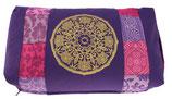"""Lila Dreams"" Tibet-Traveller Yogakissen Kunst"