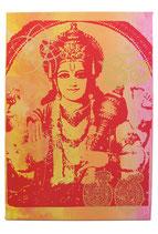 "Bild ""Lord Vishnu"""