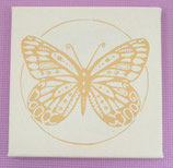 """Kraft-Bild """"Butterfly"""" Gr.S"""