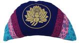 """Lotus tinte-lila"" Reisemond Yogakissen Luxus"