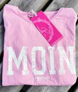 Moin Damen T-Shirt - Rosé