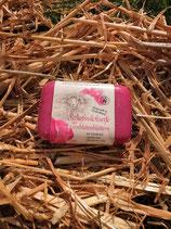 Schafmilchseife mit Rosenblütenblättern 100g