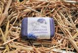 Schafmilchseife mit Lavendelblüten 100g